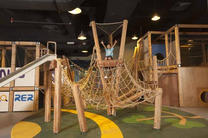 Indoor Playground - Adventure Maze & Playground