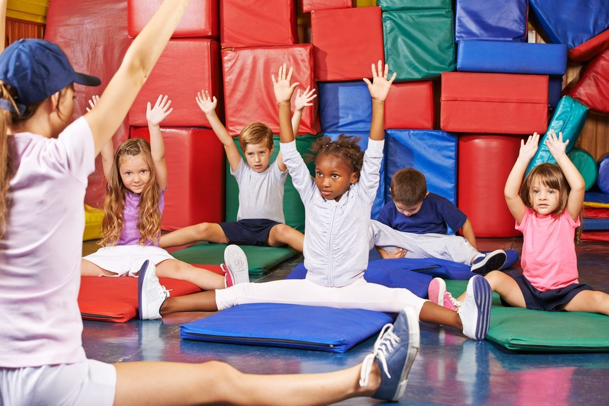 Gymnastic Gym For Kids - Mont Kiara