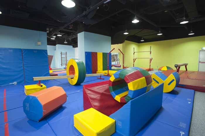 Gymnastic Gym For Kids - Young Explorer Gym Mont Kiara