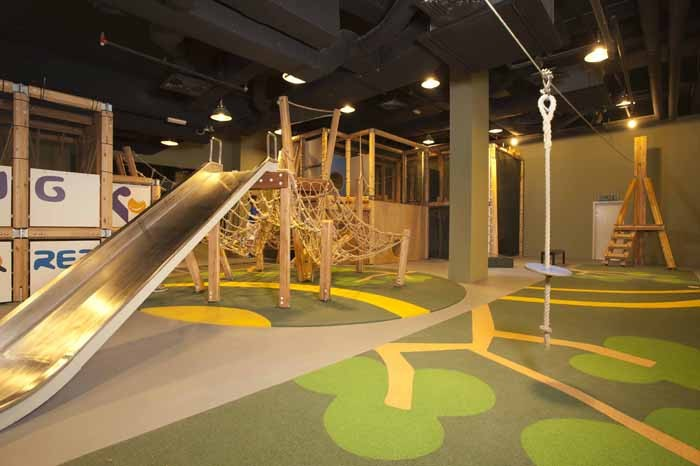 Adventure Maze & Playground - The Young Explorer