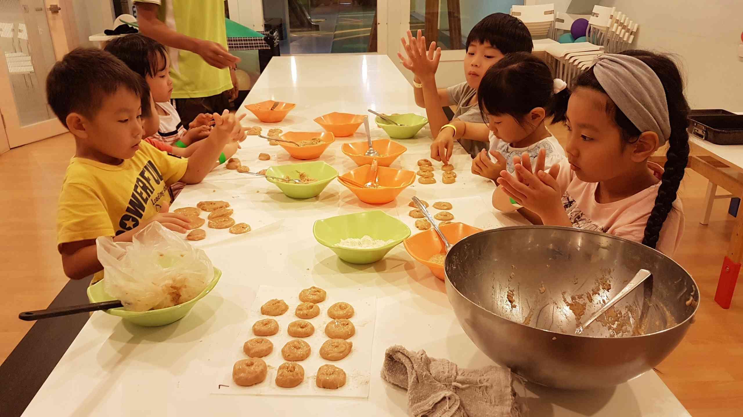 Cookies Making