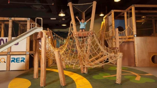 Adventure Maze Playground